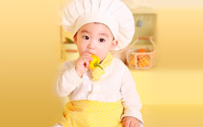 La cuisine des petites toques!